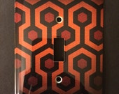 The Shining Overlook Hotel Light Switch Cover!