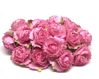 Small Mid Pink Carnations Pc020