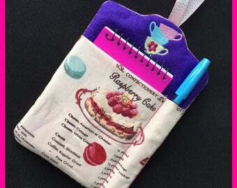 Notepad & pen hangar holder case Gift for Grandma Nanny Nana Nan Granny Gran Gift for Her Kitchen gift Shopping List Secret Santa Customised