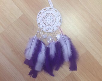 Purple Dream Catcher