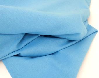 Blue Baby Wrap, Blanket, Swaddle 100 cm x 120 cm, Soft 100% Cotton