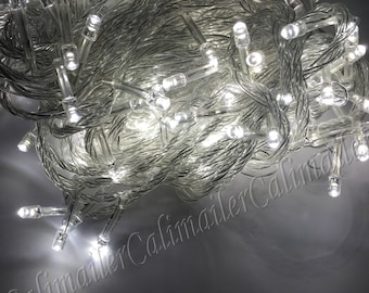 10M 100 LED Fairy String Light Christmas Party Christmas Lights for Wedding Garden Outdoor Indoor