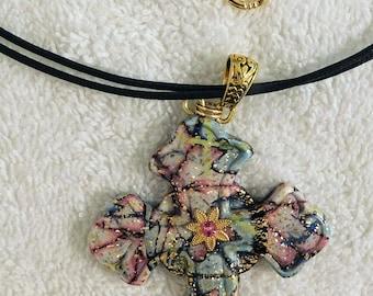 Cross Pendant Necklace - Valentine's Day Sale