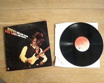 "Steve Miller Band - Fly Like An Eagle ""Take the Money and Run"" (vinyl album)"