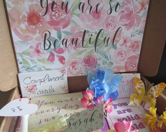 Birthday care package, birthday gift box, sister birthday box, best friend care package