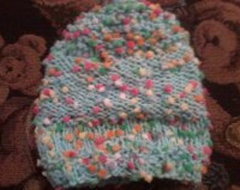 Baby hats in all colors and materials