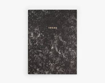 Stone Paper 'CHARCOAL' Notebook