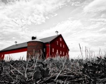 Thomas Farm Barn and Silo