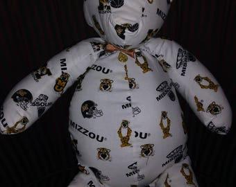 Mizzou - University of Missouri Teddy Bear