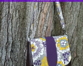 Kimberly Crossbody: DIGITAL Sewing Pattern