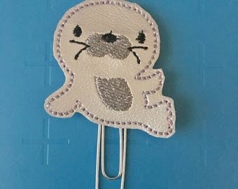 Seal Pup Planner Clip