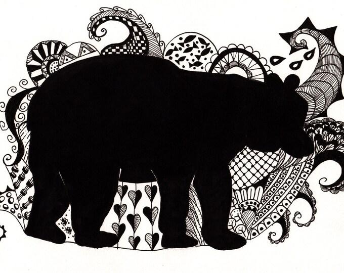 The Zen Bear Cards