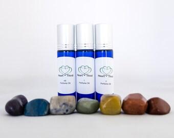All Natural, Vegan Perfume Oils