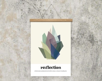 A2 Poster Re:flection
