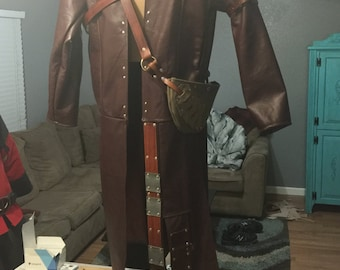 Starlord like trench coat