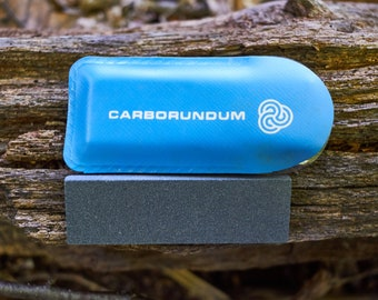 Vintage Carborundum pocket hone
