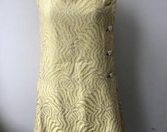 Vintage Shift Style Dress