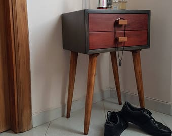 Midcentury modern Bedside table