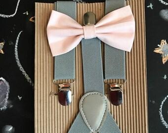 Tie and Bow Set for Pajecitos