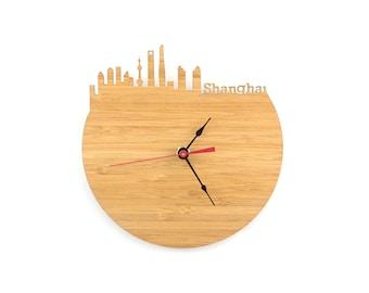 Clock - Shanghai - Shanghai, China Clock