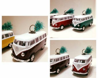 Kombi ornaments ready and just in time for the Christmas season .