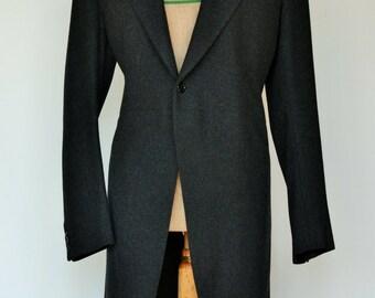 Morning suit coat