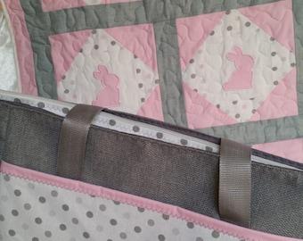 Diaper Bag & Baby Quilt
