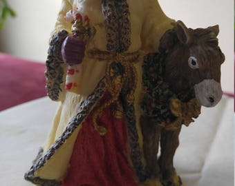 FINAL CLEARANCE Samichlaus of Switzerland, 1993 by International Resourcing Services Vintage  #269