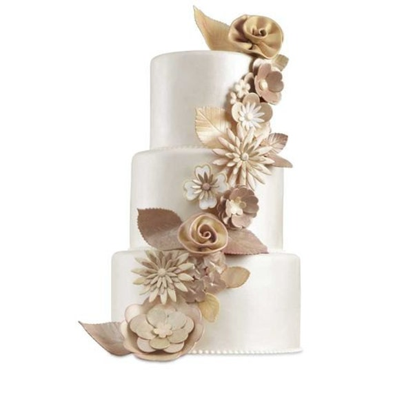 Edible Gold Shimmering Food Color Spray/ Metallic Gold Cake