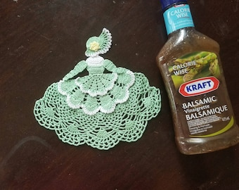 Crinoline Lady - Crochet