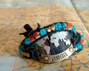 Wanderer Wrap Bracelet