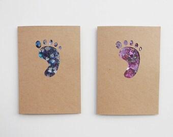 New Baby Confetti Card
