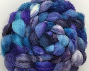 Sale Spinning Fiber Alpaca Superine/Yak/Mulberry/Firestar 37.5/25/25/12.5 - 6.8oz - Dragonfly