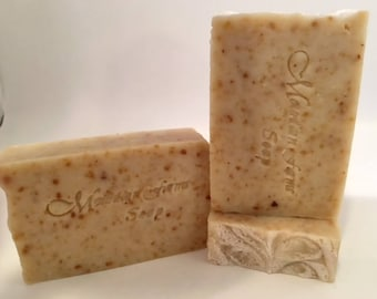 African Black Soap-Handmade-Artisan-Cold Process-Natural-Soap-Essential Oils-Anti-Oxidant-Abbotsford-BC-Canada-Acne Soap