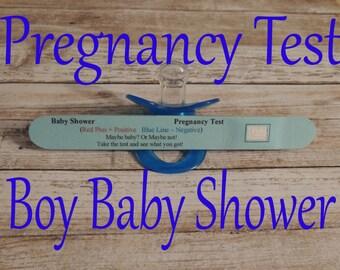 Baby Shower Game Boy   Baby Shower Games Boy   Boy Baby Shower Game   Baby  Boy   Pregnancy Test   Game   Games   Baby Blue   Baby Shower
