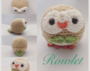 Crochet Chibi Pokemon