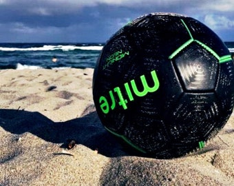 Soccer Ball in the Sand