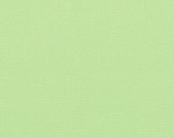 Green Apple - Bella Solid by Moda, 1/2 yard, 9900 74