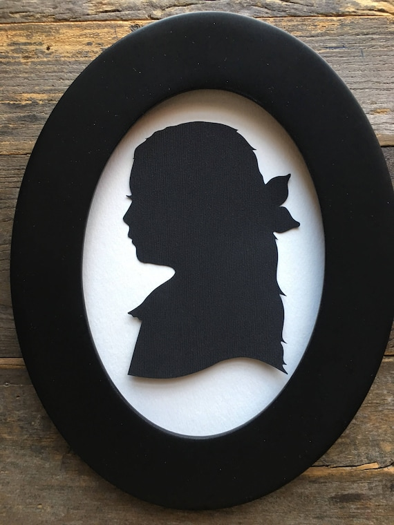 Oval Framed Portrait Custom Wall Decor Wall Hanging Gift for