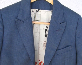 Vegan Friendly Suits-----1909 Bespoke