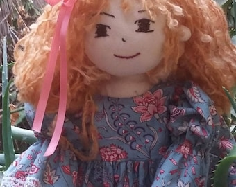 "Perfect for the Holidays! OOAK Handmade 18""  Ragdoll"