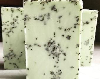 BREATHE- Eucalyptus Mint Soap