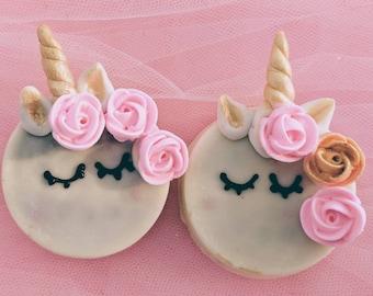 12 Unicorn Oreo treats