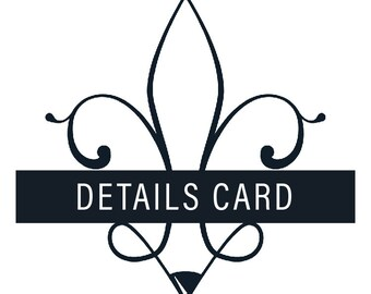 ADD ON Detail Card