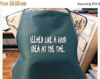 SALE Good Idea Apron
