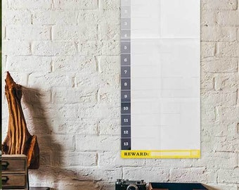 13-Week Wall Calendar