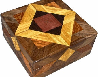 Aunt Sukeys Choice Square Box