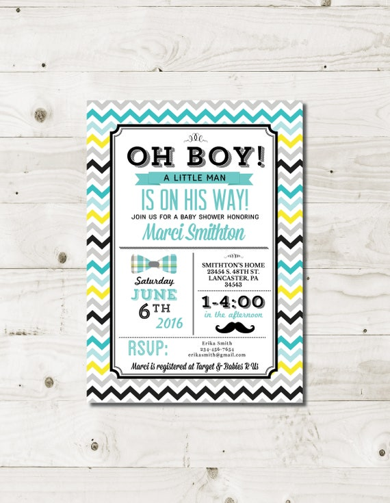 Mustache baby shower invitation mustache invitation little man filmwisefo Image collections