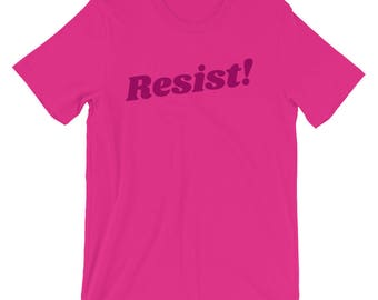 Mothers Day Gift, Mothers Day Gift, Resist T Shirt, Womens Resist Shirt, Womens Shirts, Womens Rights T Shirt, Womens March Shirt