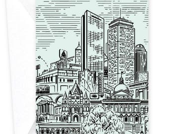 Boston Landmarks #1